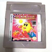 .Ms. Pac-Man Nintendo Game Boy Original Gameboy - Tested & Working