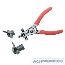 BGS Profi-Sprengring-Zange, 165 mm lang, für Außensicherung Seegeringzange #445