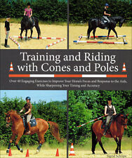 Training and Riding with Cones and Poles with Sigrid Schope! (Spiral Bound)  NEW