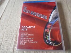 The Isley Brothers - Greatest Hits (DVD, 2005) Region Free