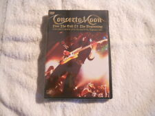 "Concerto Moon ""Live the end of the Beginning"" Rare Japan DVD 2003  New Sealed"