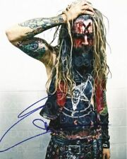 Rob Zombie signed 8X10 photo picture poster autograph RP 2