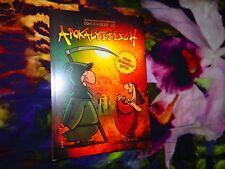 """Fanzine  """" COMIX & BEER 3 """" Apokalyptisch Mosaik&Comic Stammtisch Leipzig 2012"""