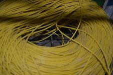 18 AWG  Stranded Wire Yellow 10ft 600 Volts 105C