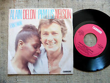 Alain Delon & Phyllis Nelson – I Don't Know - 45 giri