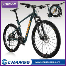 Folding Bike 27.5inch Change Shimano Deore group 20S  DF-812G Size 17""