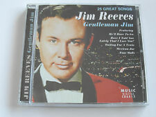 Jim Reeves - Gentleman Jim (CD Album) Used very good