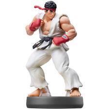 Nintendo Super Smash Bros Ryu Amiibo WiiU 3DS US Version