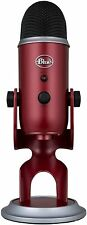 Blue Microphones Yeti Professional - USB Microphone, Red