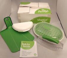 WEIGHT WATCHERS Freestyle Starter Kit, Egg Cooker, Steamer, Cutting Board, Chop