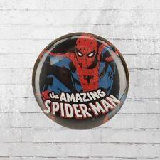 Logoshirt Comic Marvel Amazing Spiderman Button Anstecker Pin