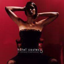 HOTEL COSTES VOL. 5 SAMPLER CD EDLE DIGIPACK BOX NEW!!!!