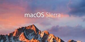 macOS Sierra 10.12.6 Full Install DVD Recovery