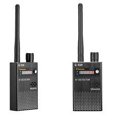 8GHZ RF SPY DETECTOR 8000MHZ PRO SCANNER BUG SWEEPER GSM CDMA GPS TRACKER FINDER