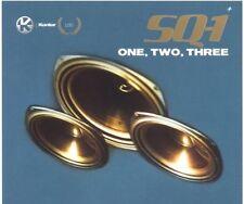 SQ-1 One, two, three (2000) [Maxi-CD]
