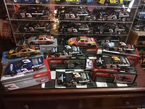 Dale Earnhardt 1:32  Diecast lot of 8 with boxes