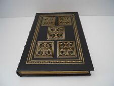 Easton Press LAST VOYAGES Philip Edwards 1991 1ST Ed LEATHER Nautical Library MT