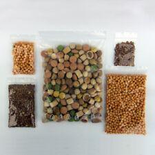 Druckverschlussbeutel Taschen Papier Tüten Kreuz Boden Versand Plastik Poly k