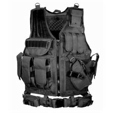 Field outdoor Tactical Vest SWAT Police Military Airsoft Hunting Combat Assault