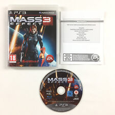 Mass effect 3 PS3 / Jeu Sur PlayStation 3 Complet