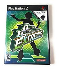 Dance Dance Revolution Extreme One 1 PS2 (Sony PlayStation 2, 2008) Video Game