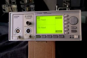Agilent 8163A Lightwave Multimeter