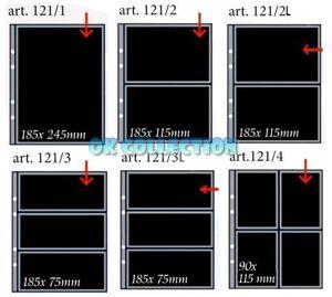 10 Fogli Masterphil banconote cartoline santini K211 NERI (entra scegli misura)