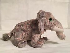 TY Beanie Baby - POUNDS the Elephant - Pristine with Mint Tags - RETIRED