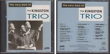 Very Best of KINGSTON TRIO Heartland Music Collection 1992 CD Rare Out of Print