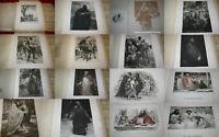1908 - LES PARABOLES ILLUSTRÉES PAR EUGÈNE BURNAND - N°164 avec 72 illustrations