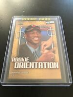 2003 Upper Deck Victory Dwayne Wade Rookie Orientation Card RC #105 - Miami Heat