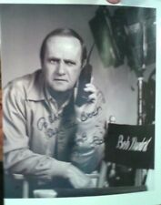 BOB NEWHART IN PERSON AUTOGRAPH ! COOL PICTURE