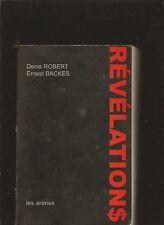Revelations - Denis Robert