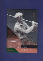 Byron Nelson 2003 UD Golf SP Authentic #73 Salute to Champions #1645/1937
