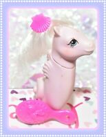 ❤️My Little Pony MLP G1 Vtg BABY SEA PONY Surf Rider Pretty 'n Pearly Seahorse❤️