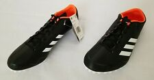 Men Size 10 Black White Adidas Adizero Prime SP Track & Field Spike Shoes CG3839