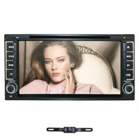 Car DVD Player For Toyota Landcruiser Prado Hilux Stereo Head Unit Radio GPS BT