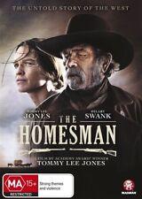 The Homesman (DVD, 2015)