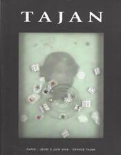 Catalogue de vente TAJAN Surrealisme Livre Bibliotheque Surrealiste Avant Garde
