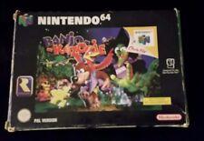 Banjo-Kazooie OVP (Nintendo 64, 1998)