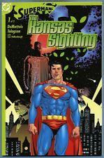 Superman the Kansas Sighting #1-2 Complete Limited Series Prestige Format DC