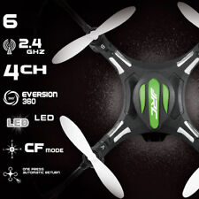4CH RTF JJRC H8 Mini Drone 2.4Ghz 6-Axis GYRO RC Quadcopter 4 LED Light Headless