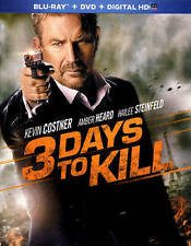 3 Days to Kill (Blu-ray) - **DISC ONLY**