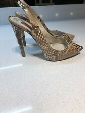 Rupert Sanderson Phyton Shoes