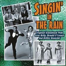 SINGIN' IN THE RAIN - ORIGINAL SOUNDTRACK / CD (BACK BITER BB 61028) - NEUWERTIG