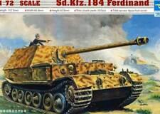 Trumpeter - Sd.Kfz.184 Ferdinand 211 Panzer Modell-Bausatz 1:72 NEU OVP Tipp kit