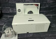 Dell S520 Ultra-Short Throw 3100 Lumen DLP HDMI Projector/ NEW Spare Bulb TESTED