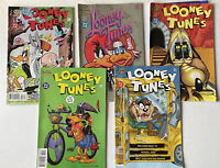 Lot of 5 Looney Tunes DC Comics 1997 Numbers 27, 28, 29, 31, 33