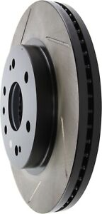 StopTech For Chevy/Cadillac/GMC Front Right Brake Rotor Slotted - 126.66057SR