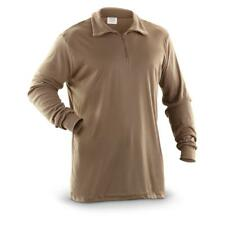 Genuine US Army Extreme Cold Weather PolypropyleneThermal Shirt, NEW Size Small